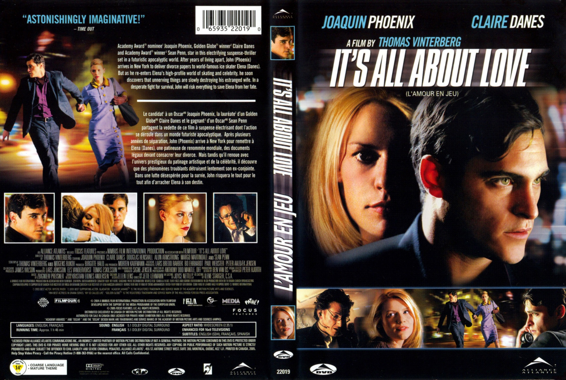 It S All About Love By Thomas Vinterberg 2003 Dvd Avaxhome