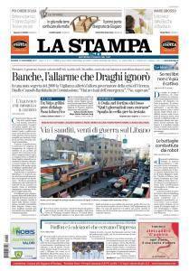 La Stampa - 10 Novembre 2017