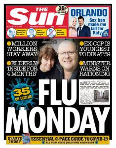 The Sun UK - 16 March 2020