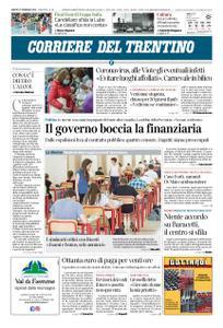 Corriere del Trentino – 22 febbraio 2020