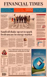 Financial Times Europe – 09 September 2019