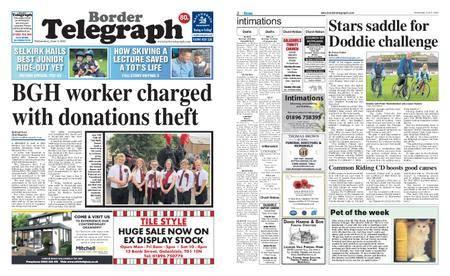Border Telegraph – June 06, 2018