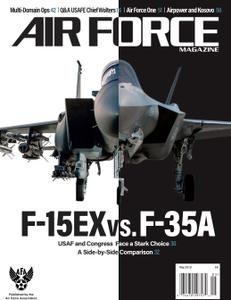 Air Force - May 2019