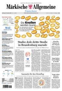 Märkische Allgemeine Prignitz Kurier - 20. November 2018