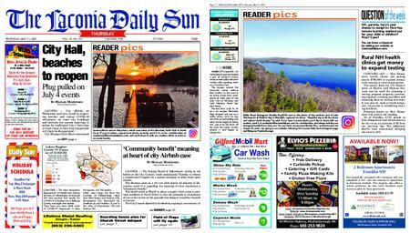 The Laconia Daily Sun – May 21, 2020