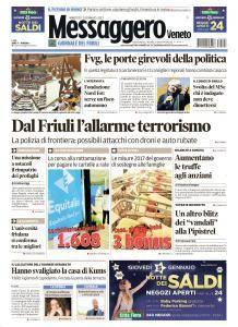 Il Messaggero Veneto Gorizia - 3 Gennaio 2017