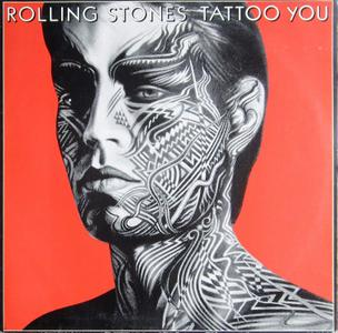 The Rolling Stones - Tattoo You (1981) [LP,1st German press,DSD128]