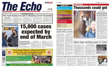 Evening Echo – March 17, 2020