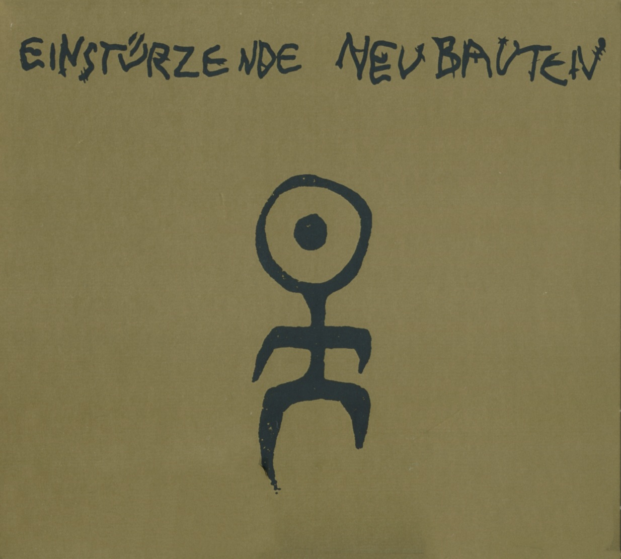 Einstürzende Neubauten - Kollaps (1981) {Potomak 25172 rel 2003}