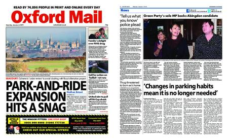 Oxford Mail – January 05, 2019