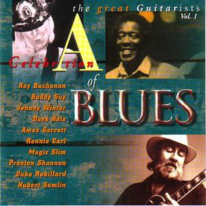 Various Artists - A Celebration of Blues: The Great Guitarists, Vol. I (1996)