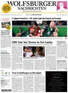 Wolfsburger Nachrichten - Helmstedter Nachrichten - 23. April 2019