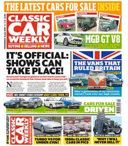 Classic Car Weekly – 15 July 2020