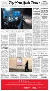 The New York Times  February 07 2017