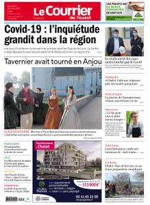 Le Courrier de l'Ouest Cholet – 26 mars 2021