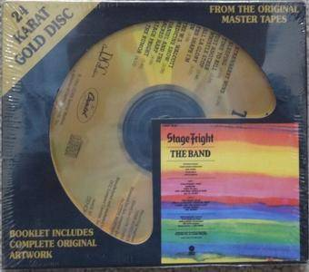 The Band - Stage Fright (1970) [DCC GZS-1061] Re-up
