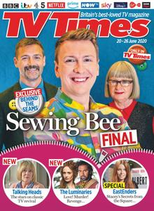 TV Times - 20 June 2020