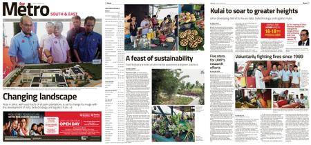 The Star Malaysia - Metro South & East – 13 March 2018