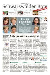 Schwarzwälder Bote Blumberg - 17. Mai 2018