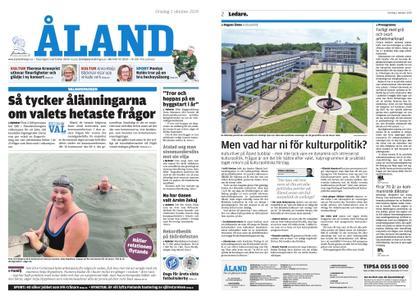 Ålandstidningen – 02 oktober 2019