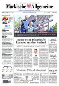 Neue Oranienburger Zeitung - 29. Juli 2019