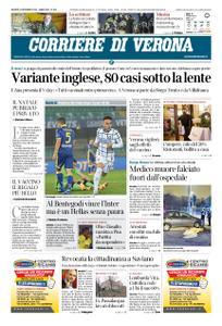 Corriere di Verona – 24 dicembre 2020
