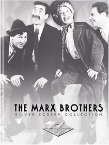 The Marx Brothers Silver Screen Collection (1929-1933)