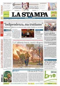 La Stampa Imperia e Sanremo - 11 Ottobre 2017