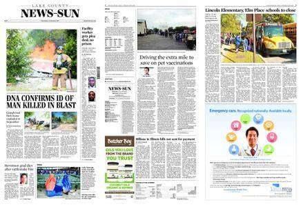 Lake County News-Sun – October 11, 2017