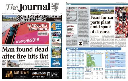 The Journal – June 08, 2019