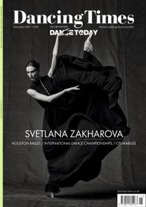 Dancing Times - November 2017