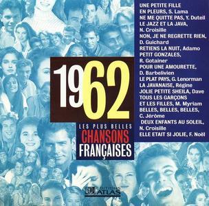 Les plus belles chansons françaises - 1962