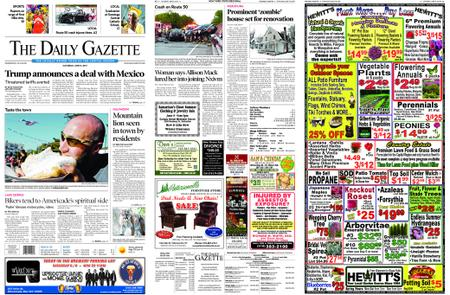 The Daily Gazette – June 08, 2019