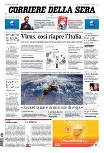 Corriere della Sera - 24 Aprile 2021