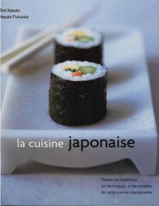 """Emi Kazuko, Yasuko Fukuoka, """"La cuisine japonaise"""""""