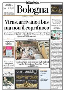 la Repubblica Bologna - 21 Ottobre 2020