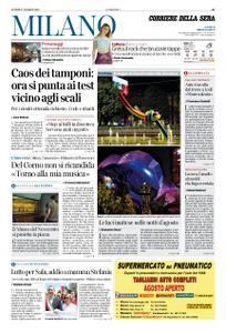 Corriere della Sera Milano – 17 agosto 2020
