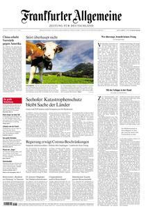 Frankfurter Allgemeine Zeitung - 27 Juli 2021