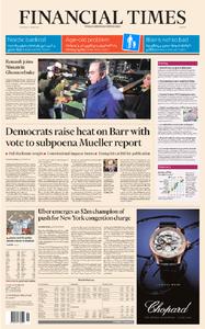 Financial Times Europe – 04 April 2019