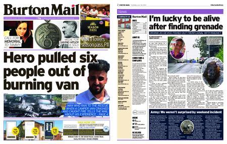 Burton Mail – July 30, 2019