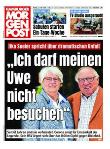 Hamburger Morgenpost – 25. Mai 2020