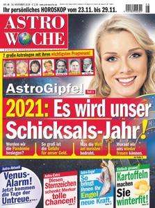 Astrowoche – 18. November 2020