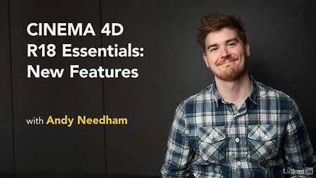 Lynda - CINEMA 4D R18: New Features