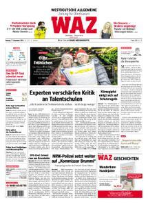 WAZ Westdeutsche Allgemeine Zeitung Oberhausen-Sterkrade - 17. Dezember 2018