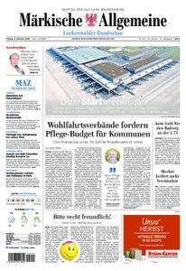 Märkische Allgemeine Luckenwalder Rundschau - 04. Oktober 2019