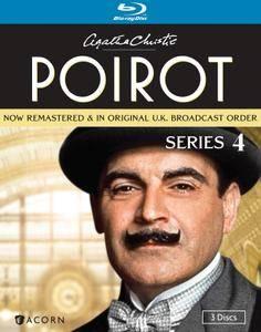 Agatha Christie's Poirot - Season 4 (1992) [Complete]