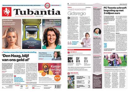 Tubantia - Enschede – 04 oktober 2019