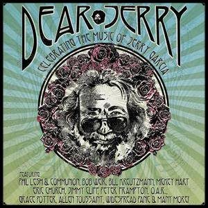 Various - Dear Jerry: Celebrating The Music Of Jerry Garcia (2016) [Official Digital Download]