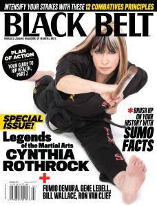 Black Belt - February-March 2017