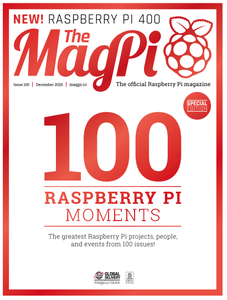 The MagPi - December 2020